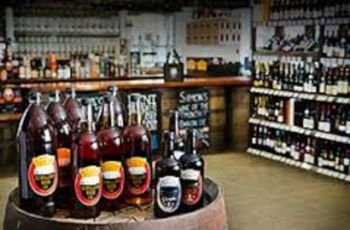 Rebellion Brewery Shop