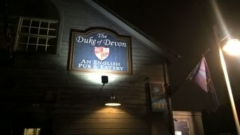 Duke of Devon