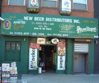 New Beer Distributors