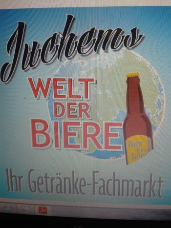 Juchems Welt der Biere (Before called Wasana's)