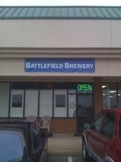 Battlefield Brewing Co. at The Pub