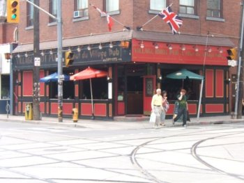 Village Idiot Pub/L'Idiot du Village Pub