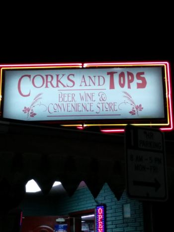 Corks and Tops