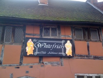 Whitefriars Olde Ale House
