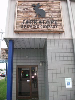 Jackalope Brewing Company Taproom