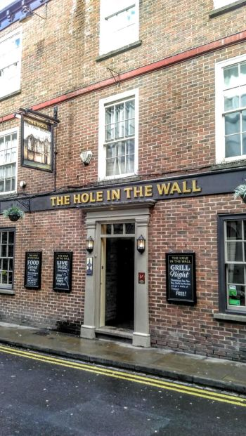 Hole in The Wall (Marston's)