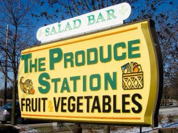 The Produce Station