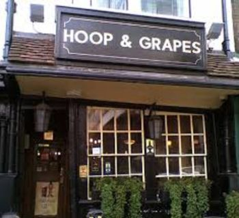 Hoop and Grapes (Nicholson's)