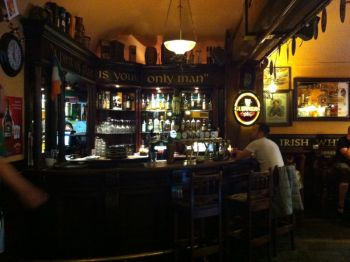Flann O'Brien Irish Pub