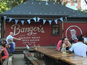 Banger's Sausage and Beer Garden