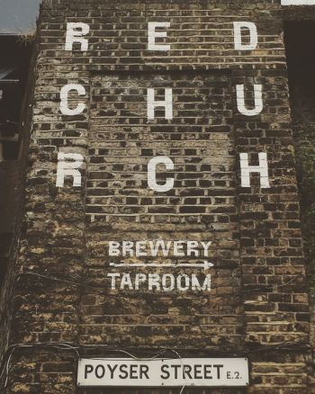 Redchurch Brewery Tap Room