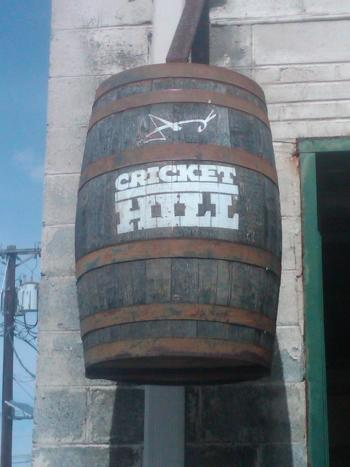 Cricket Hill Brewing Company