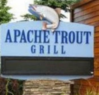 Apache Trout Grill