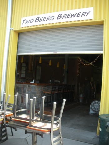 Two Beers Brewing Co. / Seattle Cider Company (The Woods)