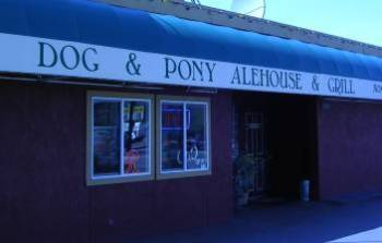Dog and Pony Alehouse