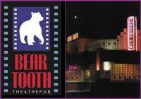 Bear Tooth Theatrepub and Grill