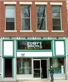 O'Griff's Irish Pub and Brew House