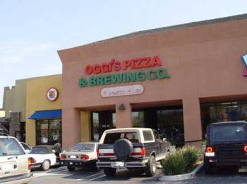 Oggi's Pizza & Brewery - Mission Valley