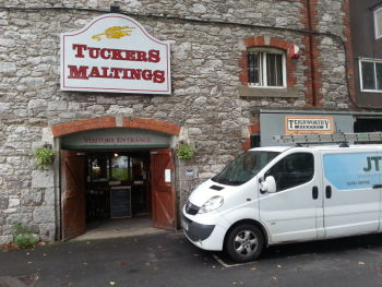 The Taphouse & Bottle Shop at Tuckers Maltings