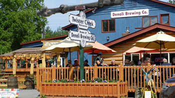 Twister Creek Restaurant (Denali Brewing Company)