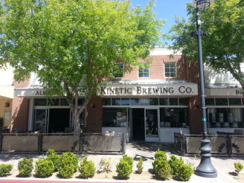 Kinetic Brewing Company