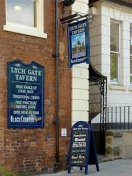 Lych Gate Tavern (Black Country Inns)