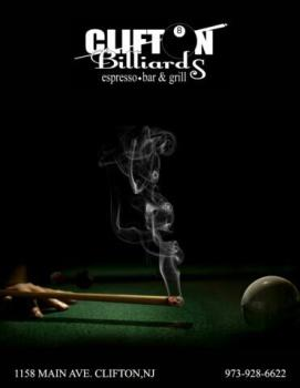 Clifton Billiards