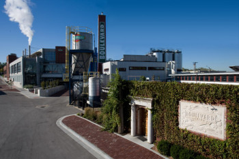 Boulevard Brewing Company Tours & Recreation Center