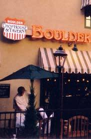 ChopHouse and Tavern Boulder