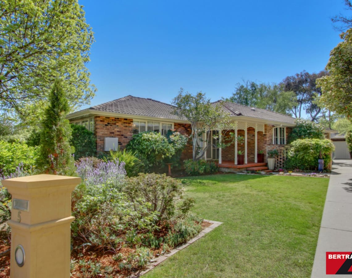5 doyle terrace chapman act 2611 house sold on 17 nov 2018 ratemyagent
