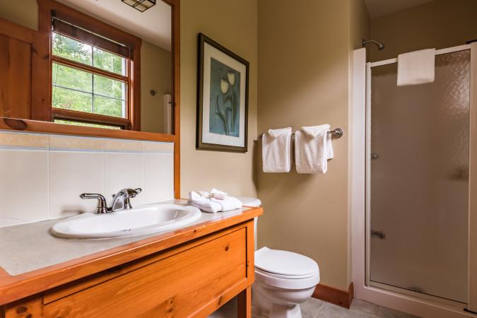 Tremblant Les Eaux 201-5 - Bathroom Two