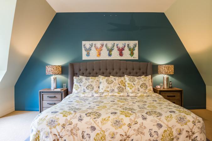 Le Plateau 204-5 - Master Bedroom