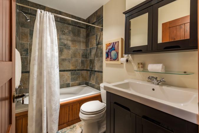 Le Plateau 204-5 - Bathroom Two