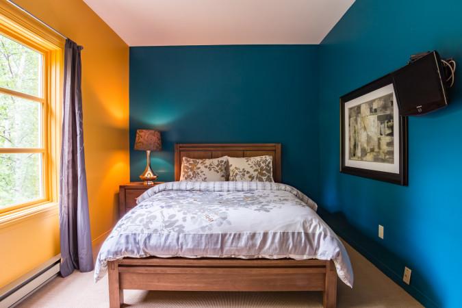 Le Plateau 204-5 - Bedroom Three