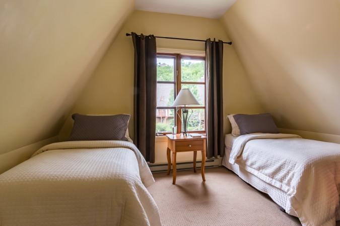 Le Plateau 208-5 - Bedroom Three
