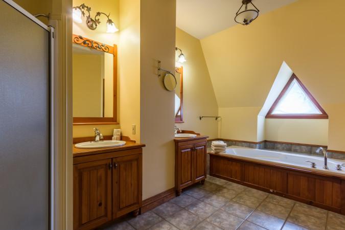Le Plateau 208-5 - Master Bathroom