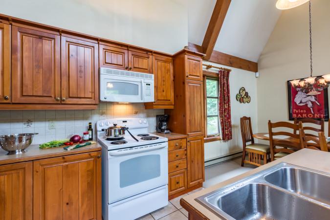 Le Plateau 210-2 - Kitchen