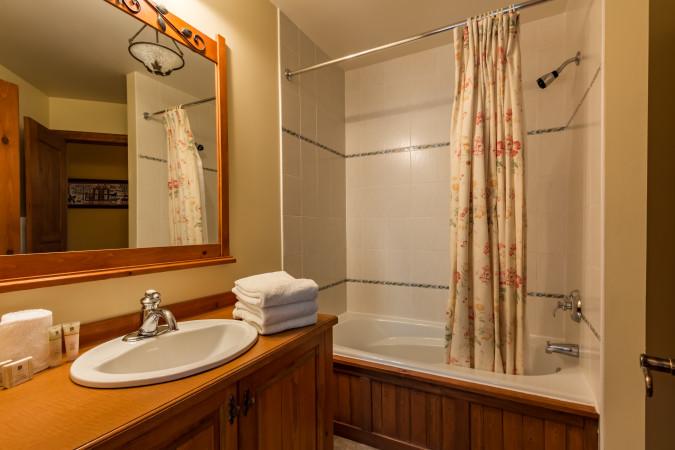 Le Plateau 210-2 - Bathroom Two