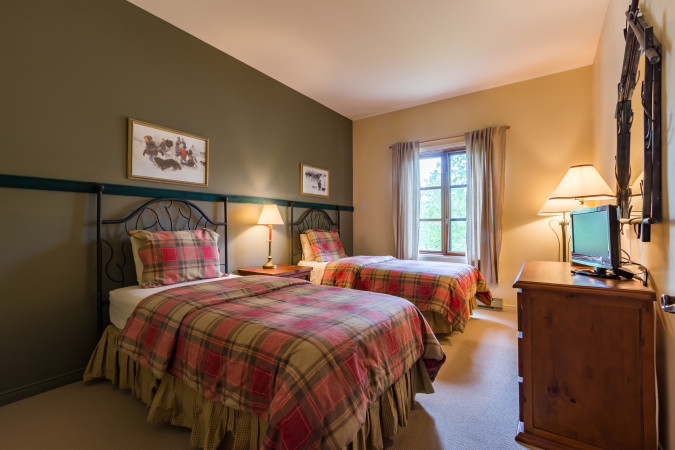 Le Plateau 210-2 - Bedroom Four