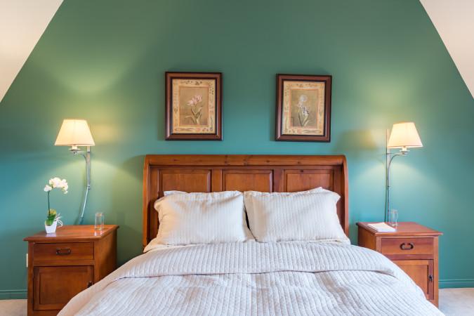 Le Plateau 212-6 - Master Bedroom