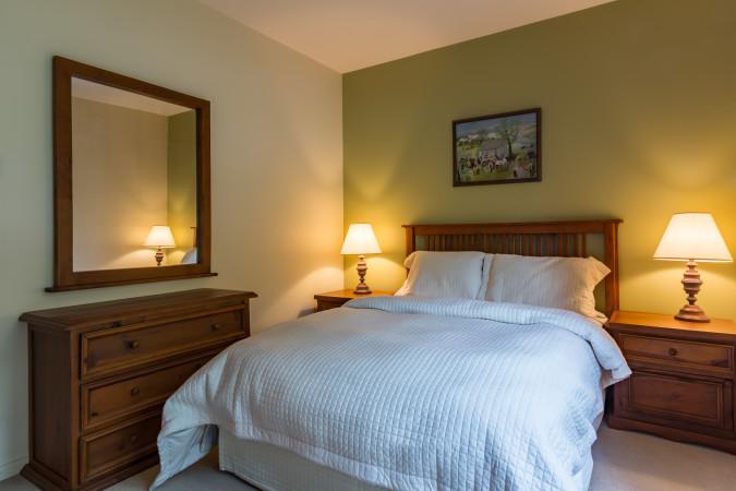 Le Plateau 212-6 - Bedroom Three