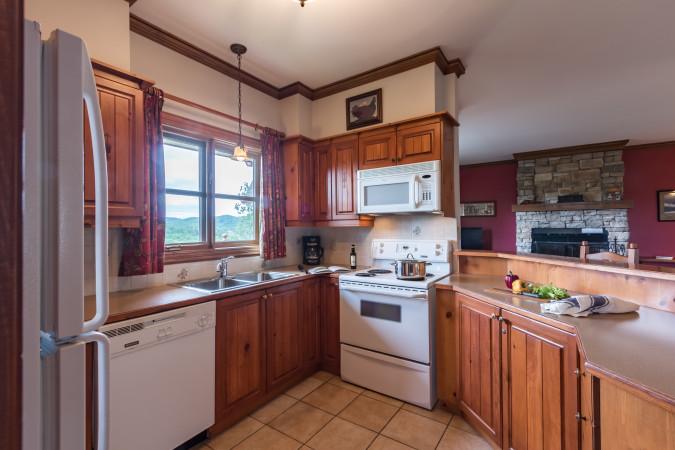 Le Plateau 212-6 - Kitchen