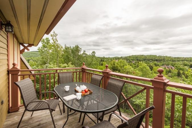 Le Plateau 212-6 - Private Balcony