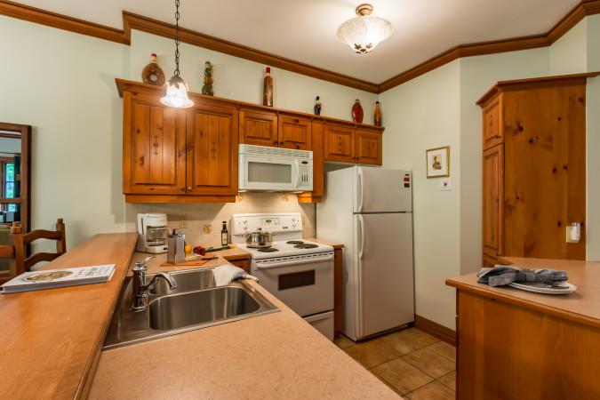 Le Plateau 218-3 - Kitchen