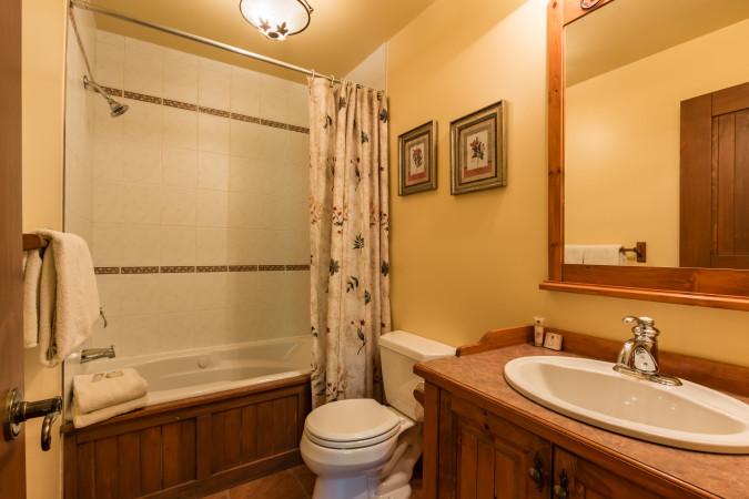 Le Plateau 226-5 - Master Bathroom