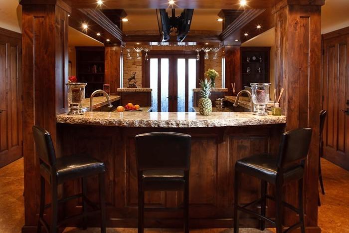 1-Bedroom Hospitality Suite - Kitchen Area