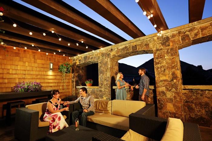 White Buffalo Club Rooftop Terrace