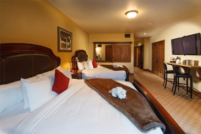 Double King Suite - Two King Beds