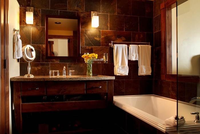 Two Bedroom Suite - Bathroom One
