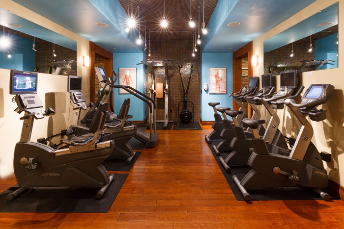 Fitness Ficility View One